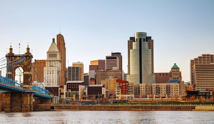 Oh Law Firm >> Dinsmore and Shohl headquarters located in Cincinnati, OH