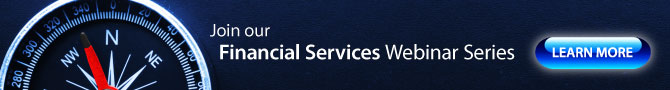 Financial Services Webinar Series