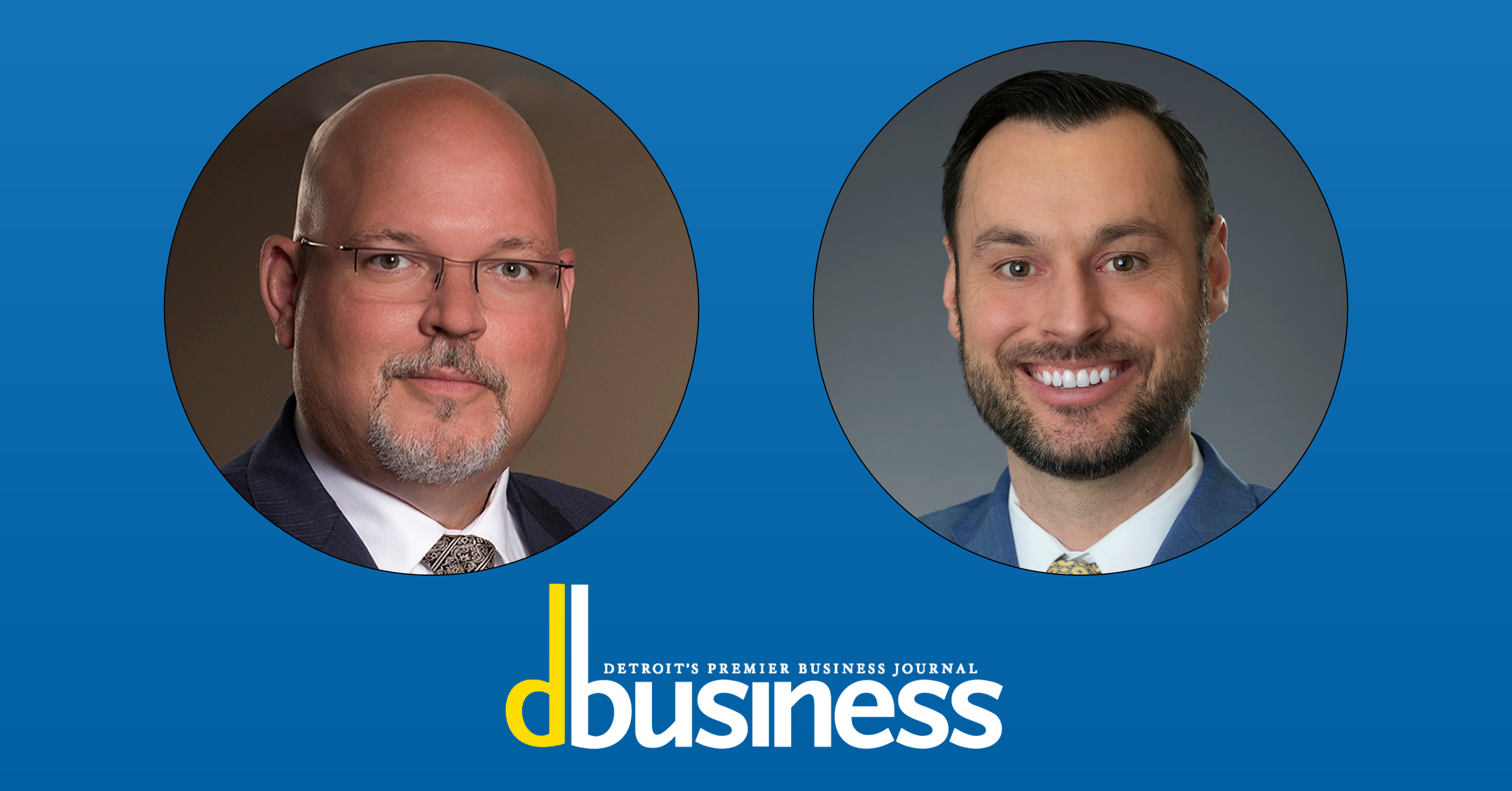 Dinsmore's Andrey Tomkiw and James Reid Named dBusiness Magazine's 2021 Top Lawyers